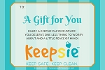 A Gift Certificate Single Keepsie